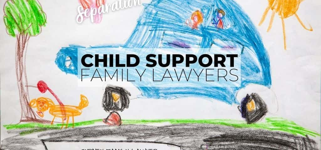 Child Support Family Lawyer Sydney