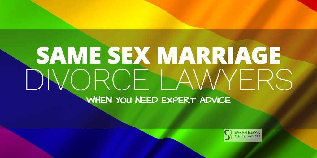 Same Sex Marriage Lawyers Sydney