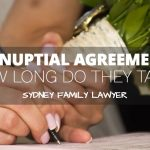 Prenuptial Agreement Lawyers Sydney
