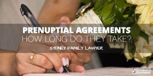 Prenuptial Agreement Lawyers Sydney