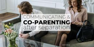 coparenting communicating after separation family lawyer sydney