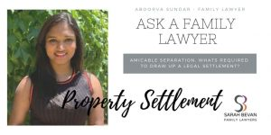 Property Settlement Legal - Family Lawyer Sydney