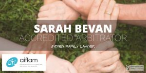 Accredited Arbitrator Family Lawyer Sydney