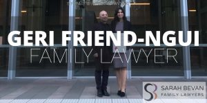 Admitted Family Lawyer Geri Friend-Ngui