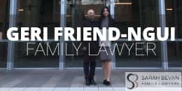Admitted as a Lawyer Geri Friend-Ngui Sydney Family Law
