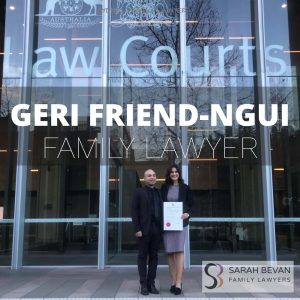 Geri Friend-Ngui is a Family Lawyer SBFamilyLaw Sydney