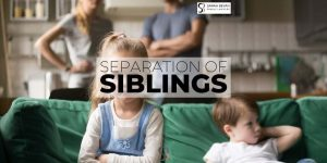 Separation of Siblings Divorce Family Lawyer Parramatta