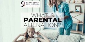 What is parental alienation in family law