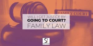 Justice by going to court family lawyer sydney