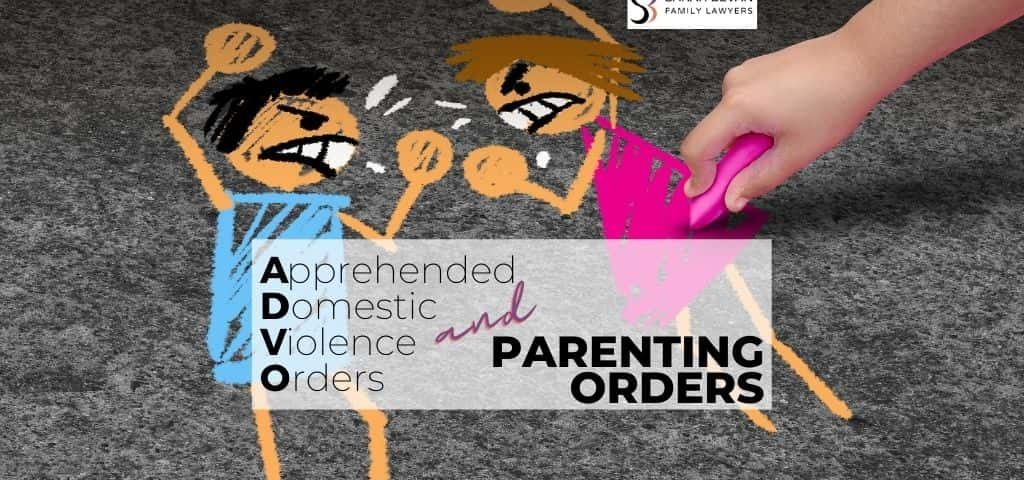 ADVO Domestic Violence Order Parenting Family Lawyer Sydney