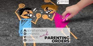 Apprehended Domestic Violence Order Parenting Family Lawyer Sydney