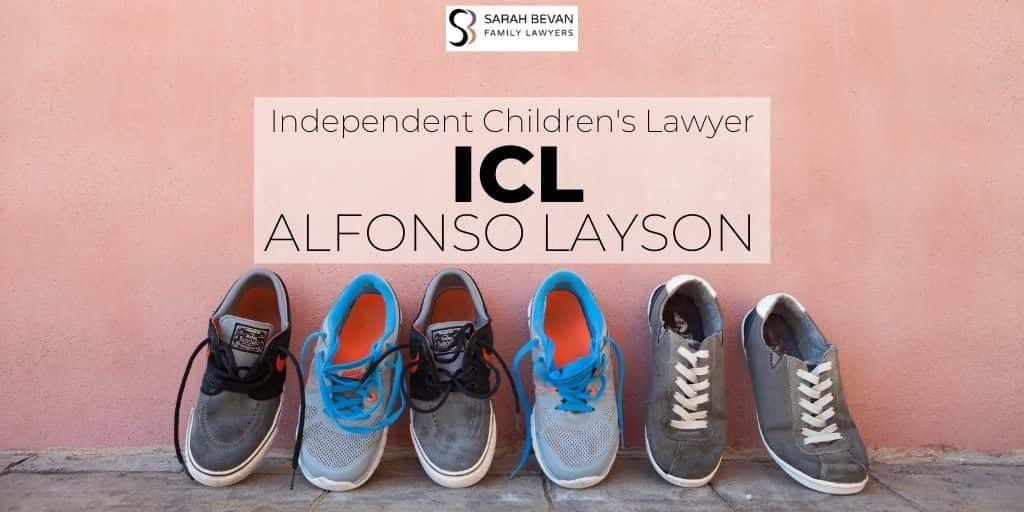 Independent Childrens Lawyer ICL Alfonso Layson Family Sydney