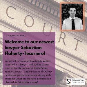 Sebastian Flaherty-Tesoriero