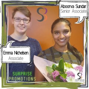 Aboorva Emma Associate Promotions Family Law