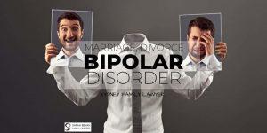 Divorce Bipolar Spouse Lawyer Sydney