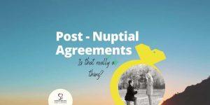 BFA Post Nuptial Agreement Lawyer Parramatta