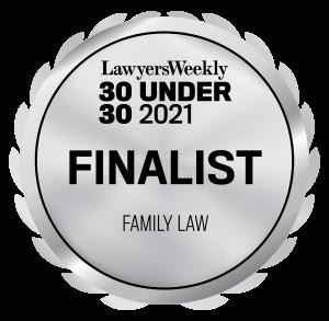 Family lawyer finalist sydney aboorva sundar