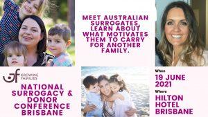 Surrogacy Donor Family Lawyer Speaker Australia